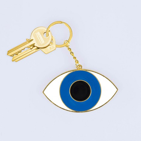 "Porte-Clés ""Oversized"" Eye"