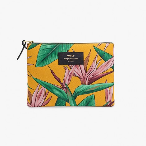 Pochette L Bird of Paradise