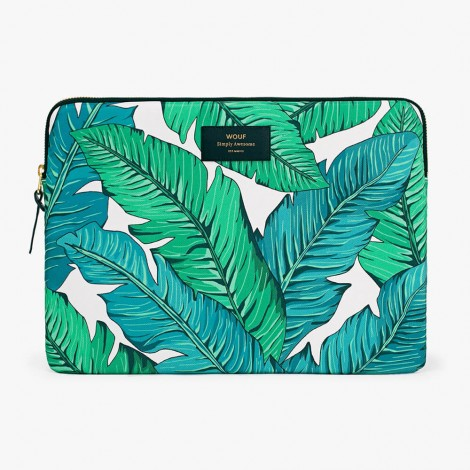 Pochette Ordi 13'' Tropical