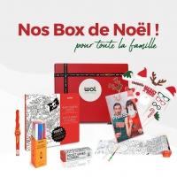 🎅 C H R I S T M A S • B O X 🎅 Allez, à J-7, la course aux cadeaux est officiellement lancée ! Et nous on veut vous offrir un Noël Zeeeen (parce qu'après une année comme celle-ci, on le vaut bien bien bien !!). Alors adieu embouteillages, errances dans les rayons jouets, files interminables à la caisse, et bonjour effort zéro bonheur maxi !  🎄 LA Box de Noël super garnie qui fera le bonheur des petits... et des grands ! 🎄 LA livraison chez vous, et gratuite en plus pour les Méga Box à 499 dhs 🎄 LE service emballage cadeau bien soigné, avec rubans, shopping bag, petites cartes de voeux et tout et tout ! . RDV vite sur notre e-shop (lien en bio) ! . . . . #wol #conceptstore #wolconceptstore #design #lifestyle #kids #christmas #noel #christmasbox #boxdenoel #omy #iloveomy #coloriage #feutres #photobooth #activitesenfants #creativekids #art #coloring #colors #kidscoloring #print #walldecor #decorationmurale #walldecor #kidsroom #ideescadeaux #giftsideas #onlineshopping #onlineshop #shoppingmaroc
